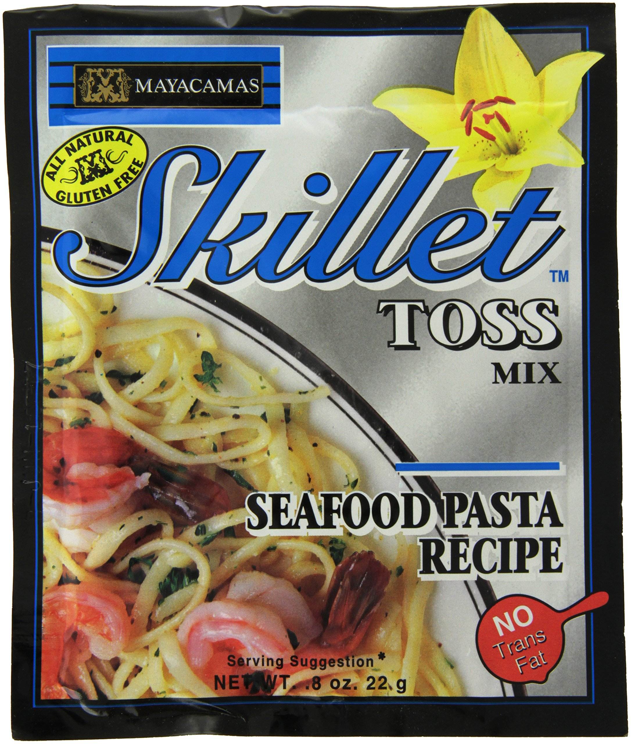 Mayacamas Seafood Recipe Skillet Toss, 0.8 Ounce (Pack of 12)