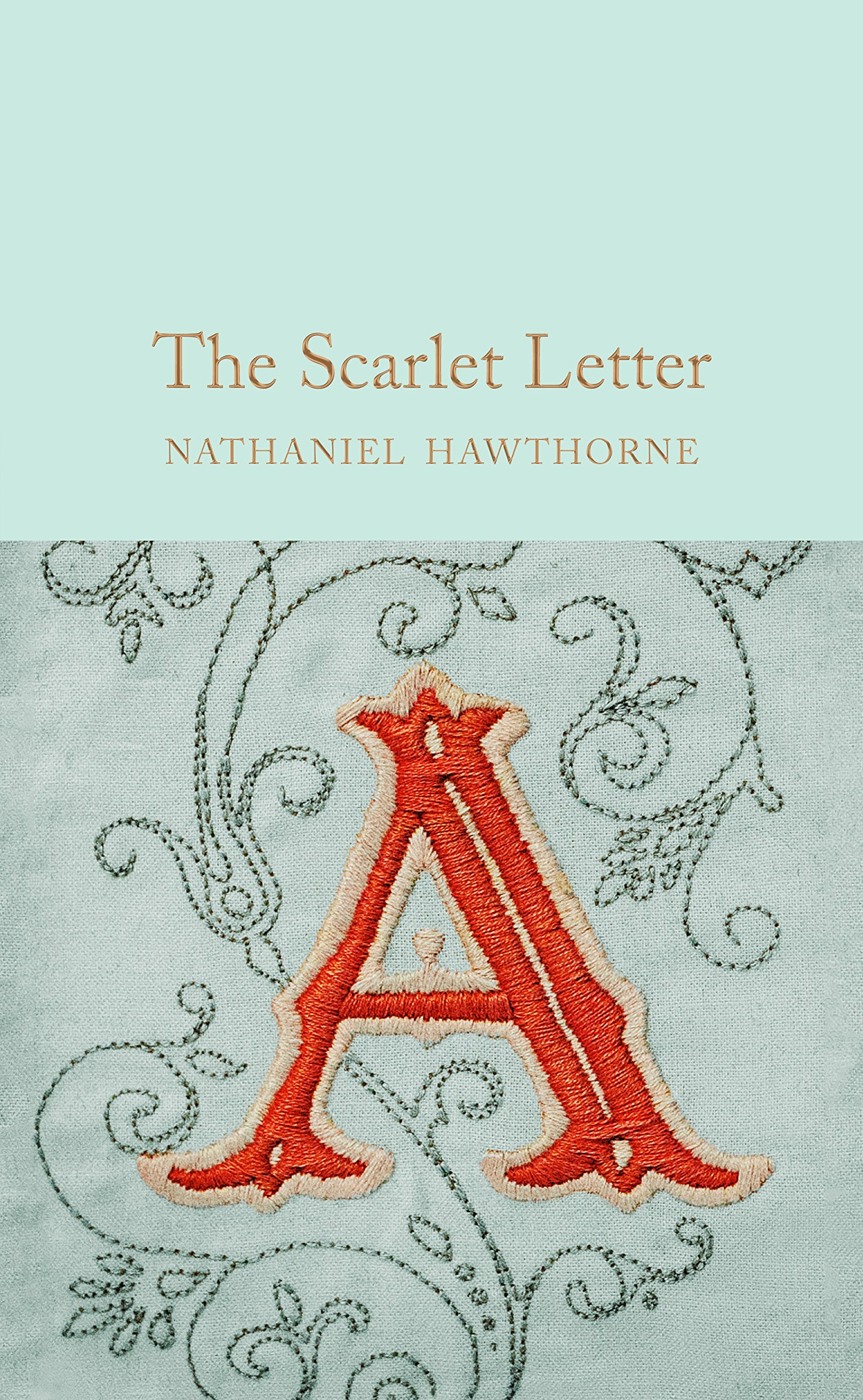 The Scarlet Letter Macmillan Collector s Library Amazon
