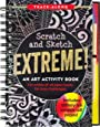 Scratch & Sketch Extreme (Trace Along)