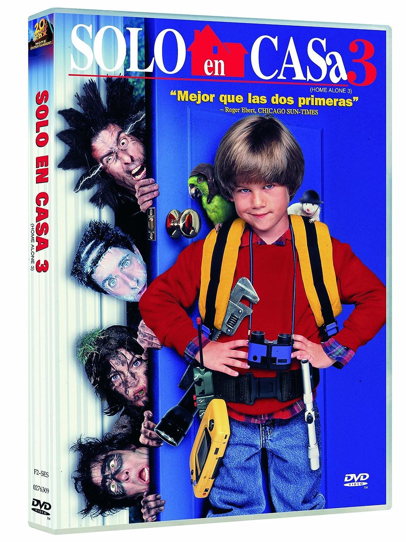 Solo En Casa 3 Movies Tv