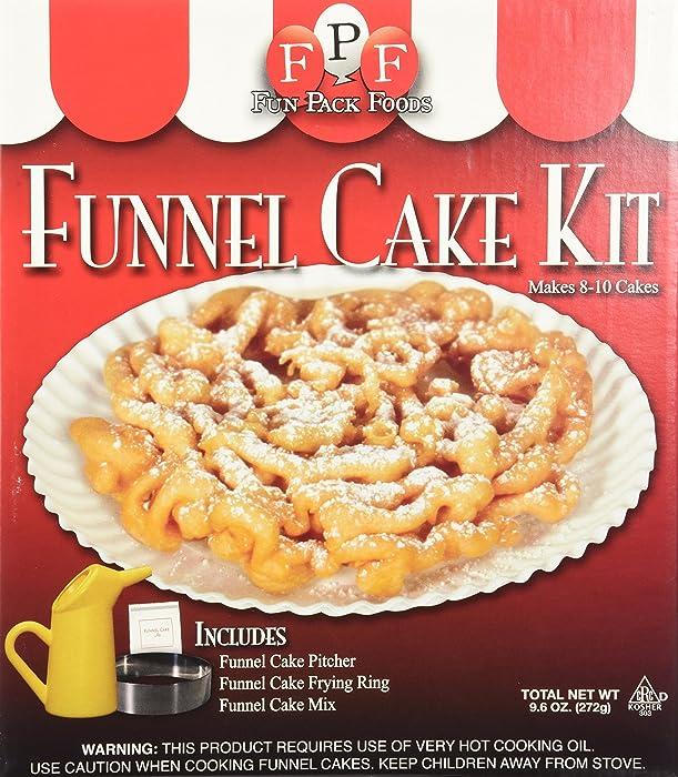 Top 10 Babycakes Funnel Cake Fryer