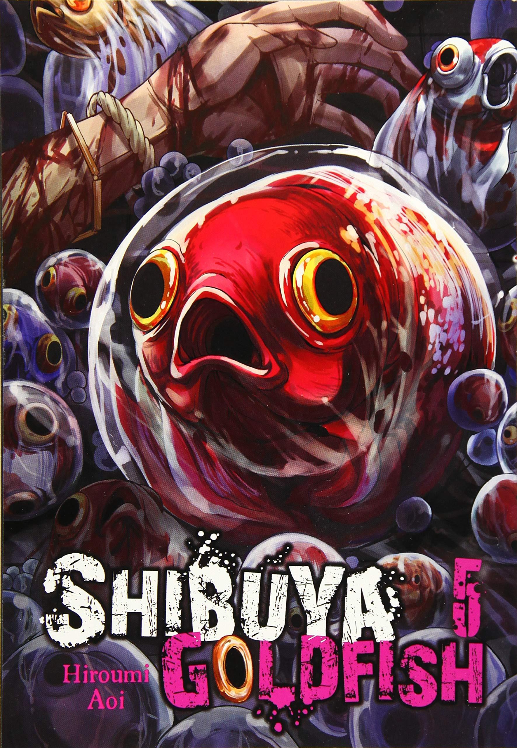 Shibuya Goldfish 5: Amazon.it: Hiroumi, Aoi: Libri in altre lingue