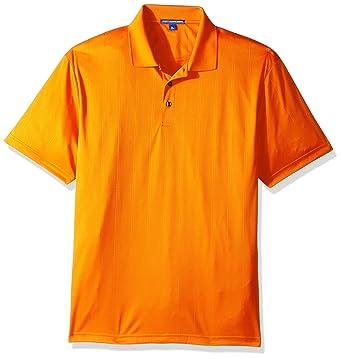 332eeffeb Port Authority Men's Performance Fine Jacquard Polo at Amazon Men's ...