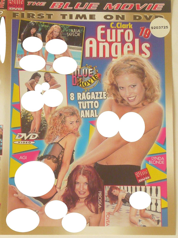 Euro Angels 19 (Clark - Blue Movie): Amazon.co.uk: Lynda Blone, Piroska, Julia  Taylor, Sheila Rossi: DVD & Blu-ray
