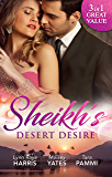 Sheikh's Desert Desire - 3 Book Box Set