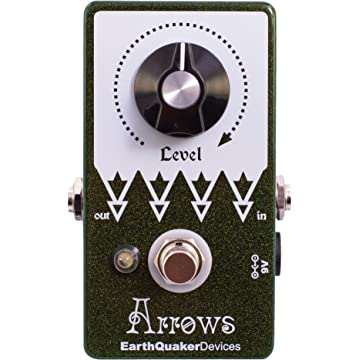 best EarthQuaker Devices Arrows Preamp reviews