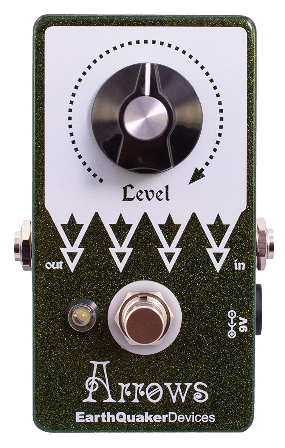 EarthQuaker Devices Arrows Preamp Booster Effects Pedal