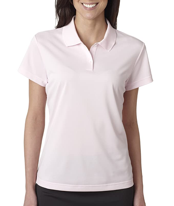 adidas Climalite Pique Polo A122 - Polo de Golf para Mujer: Amazon ...
