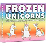 Frozen Unicorns: The Hilarious Pocketsize Party Game of Silly Statues. The Super-Fun Family Game from The Makers of…