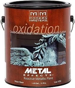 Modern Masters ME149-GAL Reactive Metallic Copper, 1-Gallon