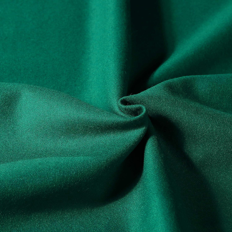 Feishibang International Green Billiard Cloth for 6,7,8 Foot Pool Table
