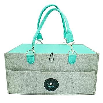 Amazon Baby Shower Diaper Caddy Organizer 15 X 105 X 7 W