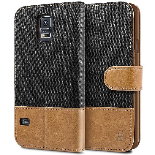 5 opinioni per Cover Samsung S5 / S5 NEO, BEZ® Custodia Samsung Galaxy S5 / S5 NEO, Custodia