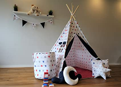 Straordinaria tenda tipi tenda per bambini tenda indiana teepee