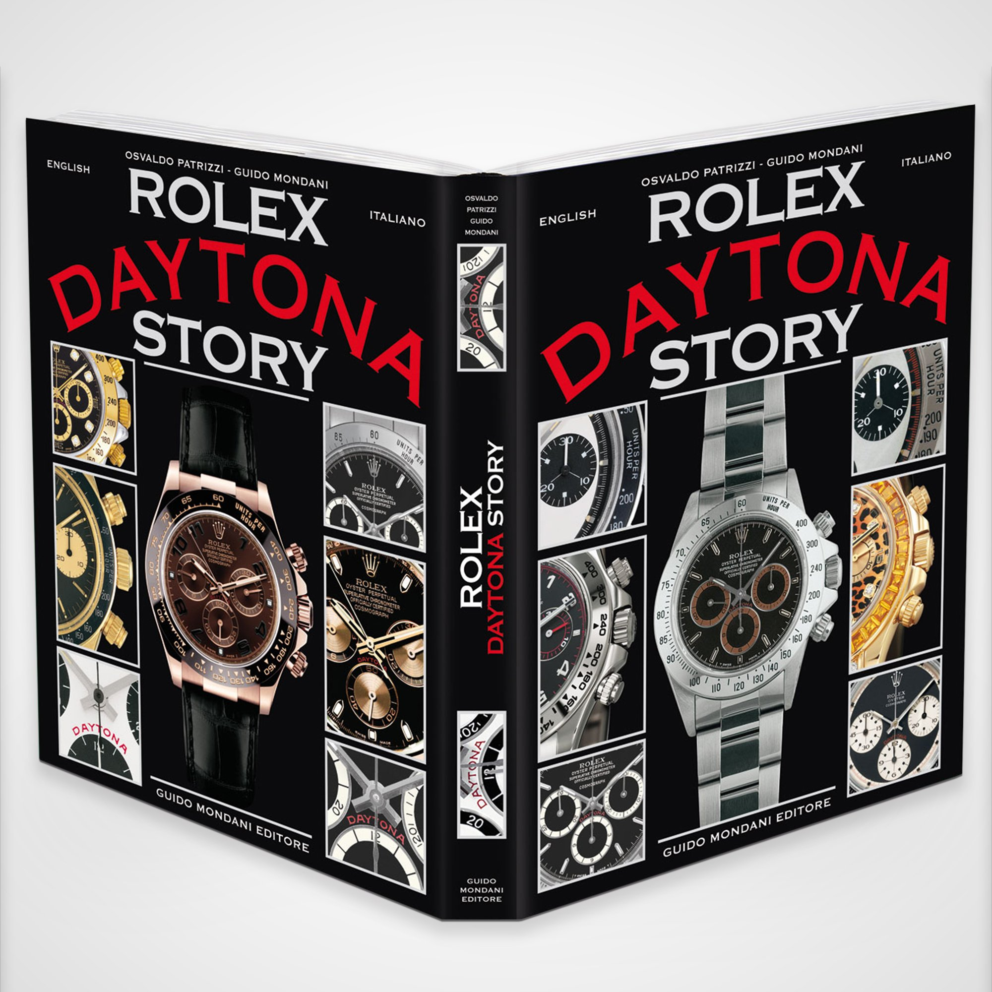 648fa197185 Rolex Daytona Story  Osvaldo Patrizzi