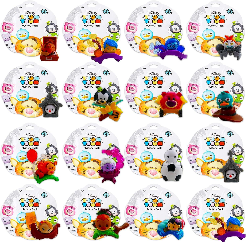 Tsum Tsum Mystery Disney Pack Series 4 – El Paquete Incluye 12 Bolsas ciegas: Amazon.es: Juguetes y juegos