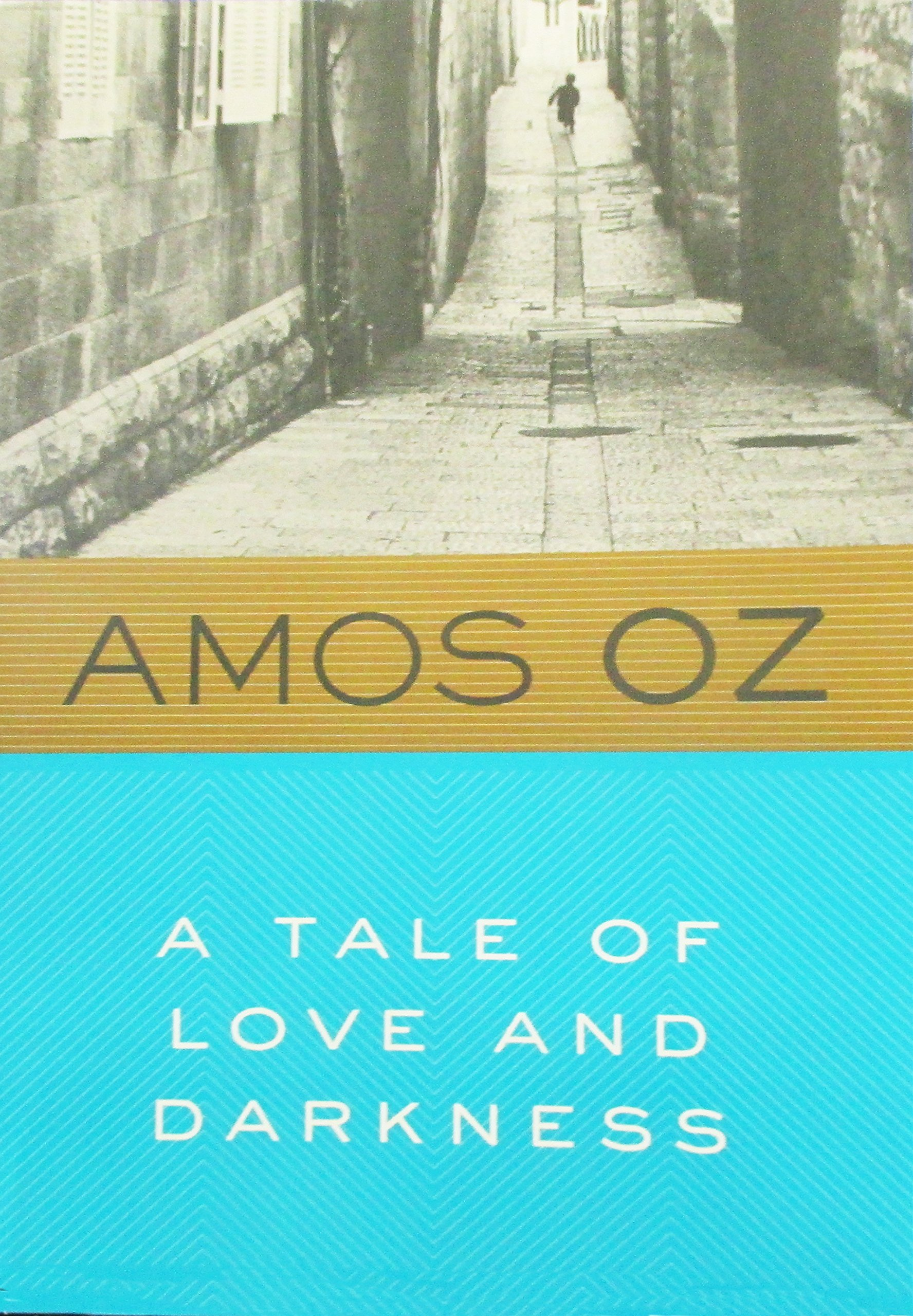 Amazon: A Tale Of Love And Darkness (9780156032520): Amos Oz, Nicholas  De Lange: Books