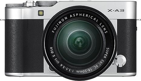 Fujifilm X-A3 - Cámara EVIL de 24 MP (pantalla táctil de 3 ...