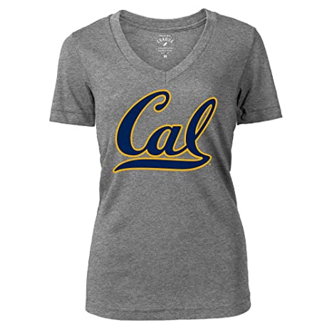 83507a12553b Image Unavailable. Image not available for. Color: Shop College Wear  University of California Berkeley Cal League Women's Tri Blend T- Shirt