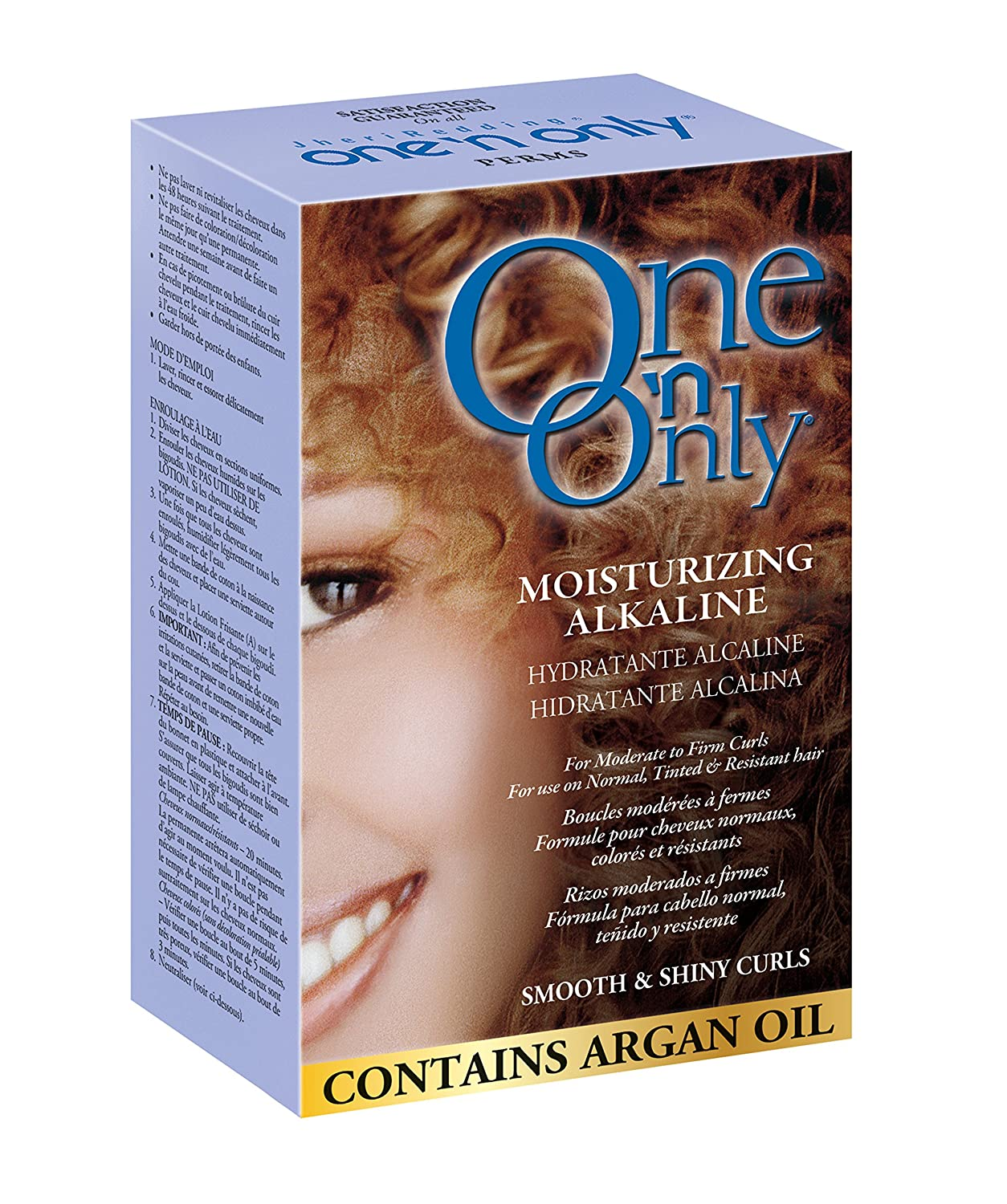 One 'n Only Moisturizing Alkaline Perm, 1 Count One ' n Only ON-AVPEXNA