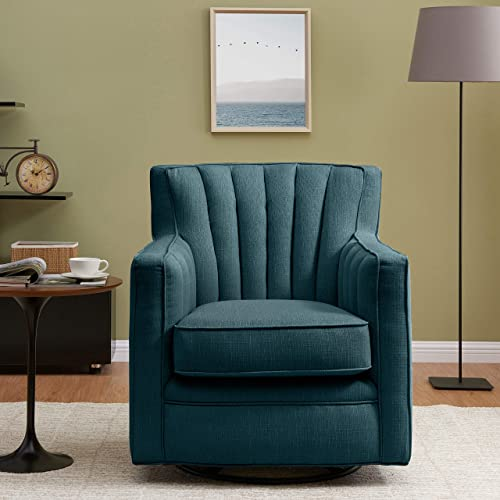 Domesis Swivel Arm Chair