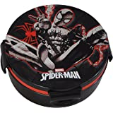Disney and Marvel Spider-Man Plastic Insulated Hot Case Lunch Box, 500 ml, Multicolour