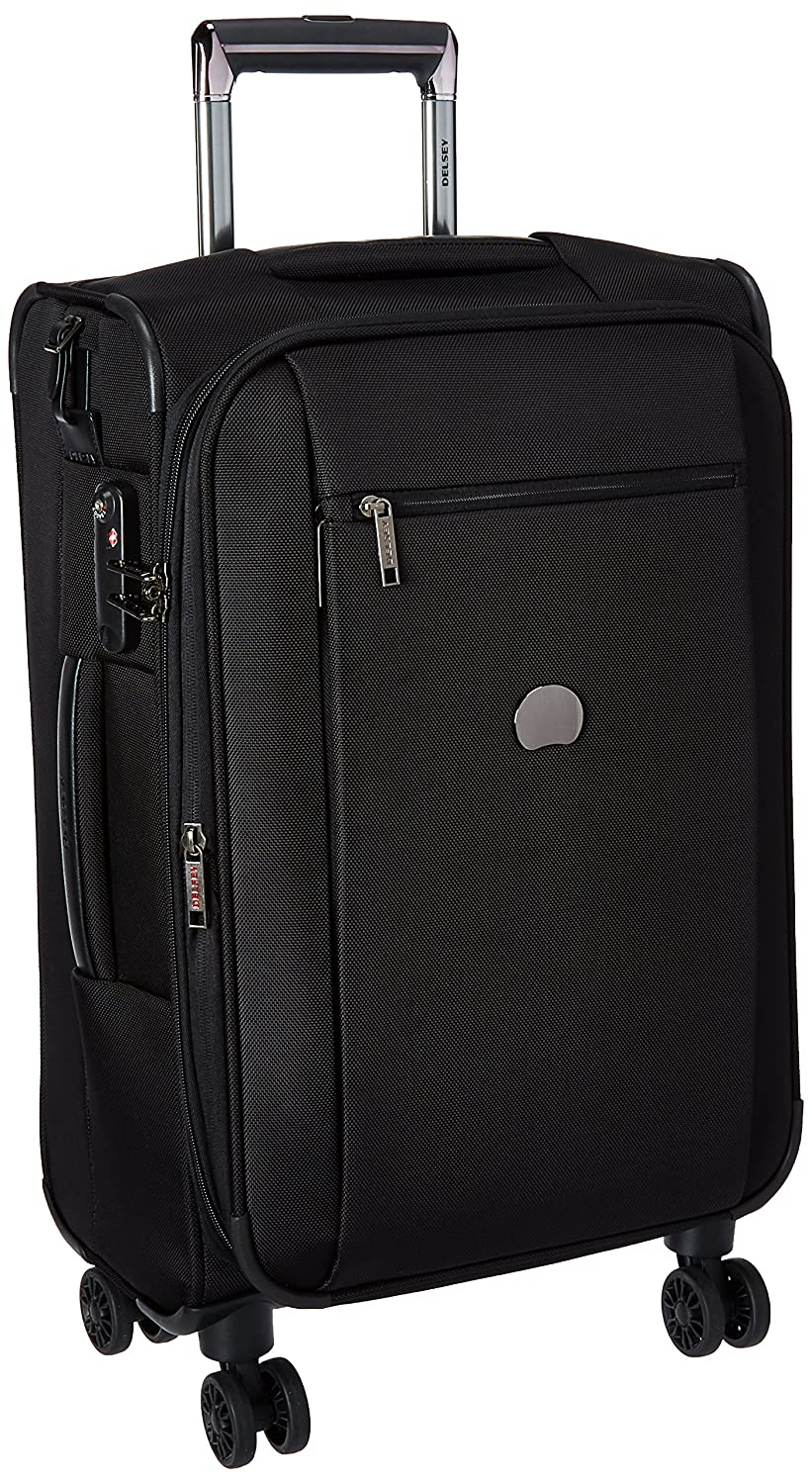 Amazon.com | Delsey Luggage Montmartre 4 Wheel 21 Carry Exp ...