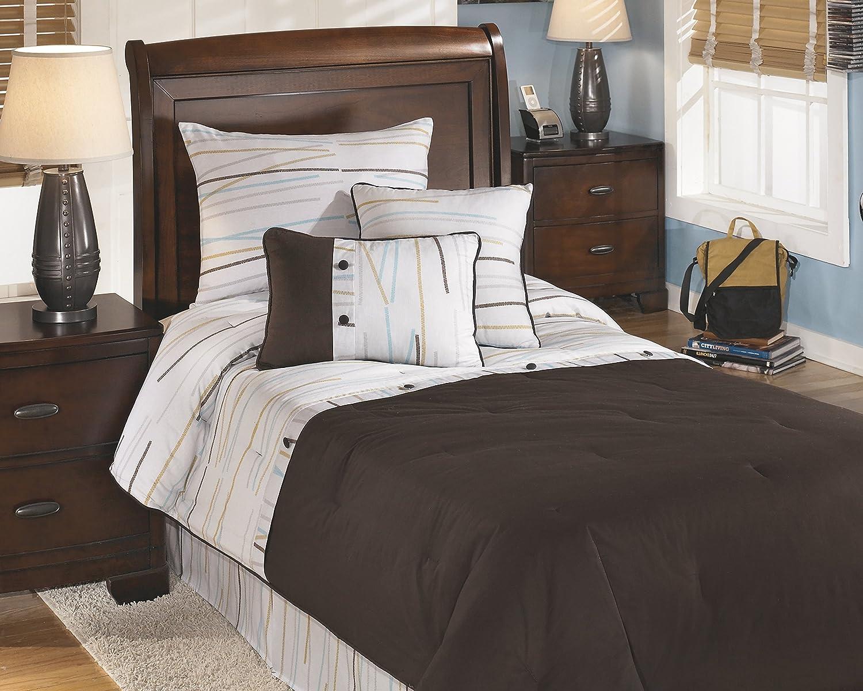 Amazoncom Ashley Furniture Signature Design Stickly Twin Bedding