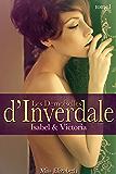 Roman Érotique Les Demoiselles d'Inverdale -tome 1- Isabel & Victoria