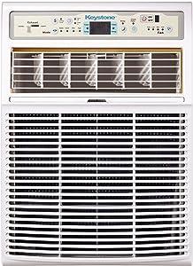 Keystone 10,000 BTU Slider/Casement Window AC, White