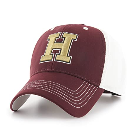 Image Unavailable. Image not available for. Color  NCAA Harvard Crimson Sling  OTS All-Star MVP Adjustable Hat ... 47677f55ac74