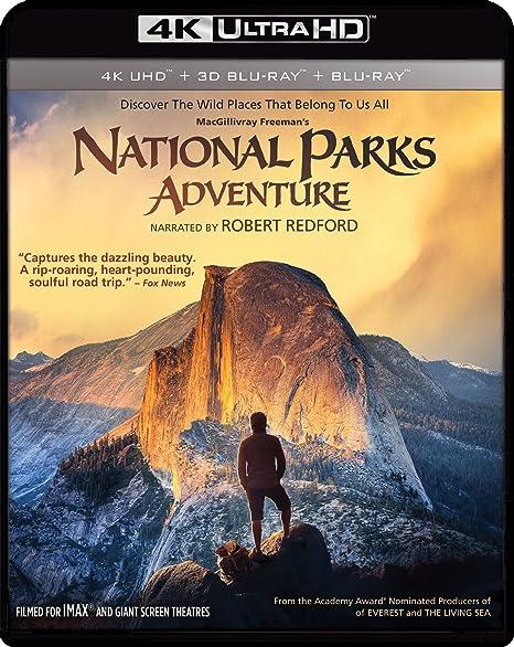 Amazon com: IMAX: National Parks Adventure (4K UHD & Bluray) [Blu