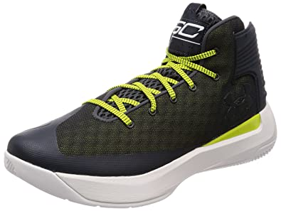 Under Armour Men\u0027s Curry 3 Basketball Shoe (7.5 D(M) US, Stealth