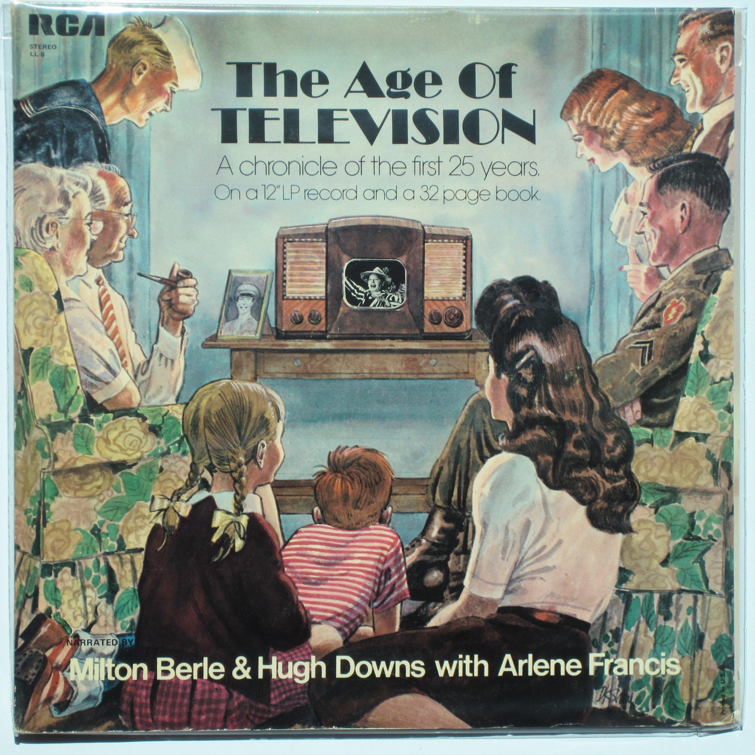 La era de la televisión: una crónica de los primeros 25 años