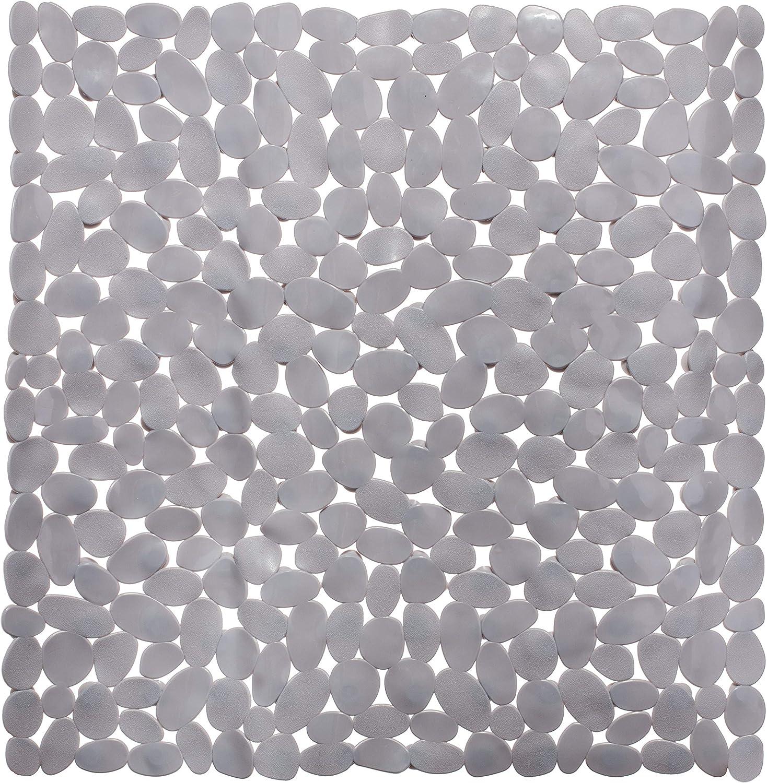 Duschmatte Duscheinlage Duscheinsatz 52 x 52 cm schwarz Kinder rutschfest
