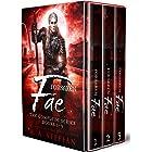 Forsaken Fae: The Complete Series, Books 1-3 (Last Vampire World Book 3)