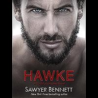 Hawke: A Cold Fury Hockey Novel (Carolina Cold Fury Hockey Book 5)