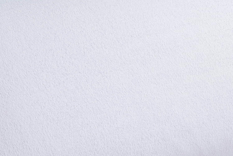 Savel - Funda de Almohada Impermeable de Algodón, con Cremallera | 40 x 90 cm | Protector de Almohada con tejido de Rizo 100% algodon transpirable.