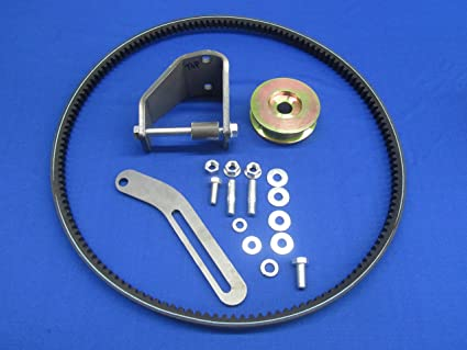1 Wire Alternator Lincoln Welder Sa-200 Sa 250 with 3/8 & 5