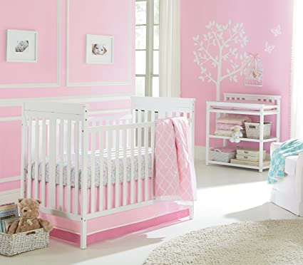 Amazon sadie scout chelsea three piece infant bed set crib amazon sadie scout chelsea three piece infant bed set crib bedding sets baby gumiabroncs Choice Image