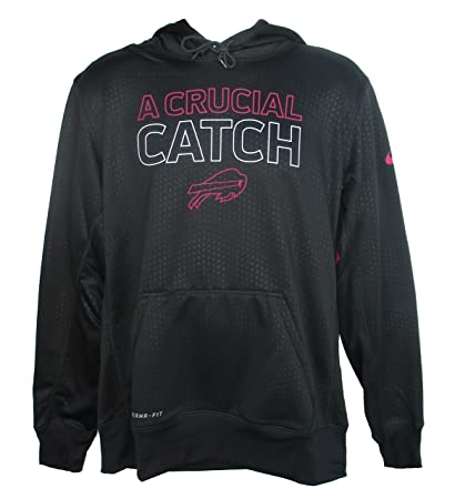 low priced 7ca65 cfb38 Amazon.com : Nike Buffalo Bills Adult Large A Crutial Catch ...