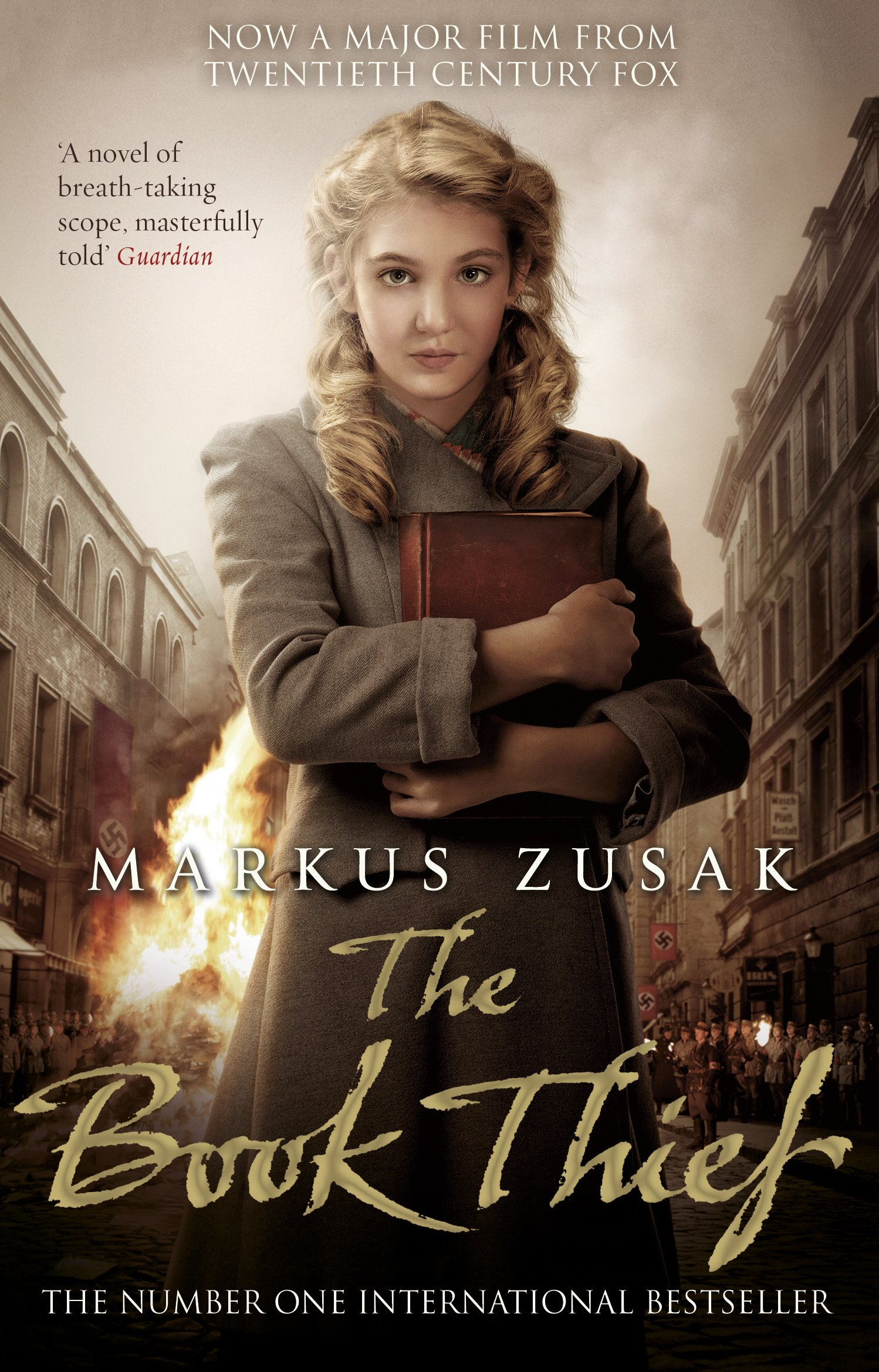 the book thief co uk markus zusak 9780552779739 books