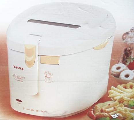 Amazon.com: T-Fal Fry Expert Smart Clean Cool Touch freidora ...