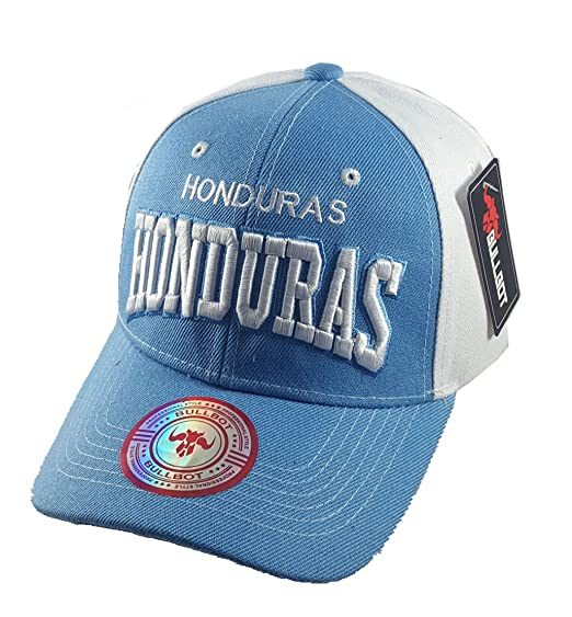 Image Unavailable. Image not available for. Color  GBT Hat Gagao Honduras Light  Blue Baseball ... 77a98bb32ab