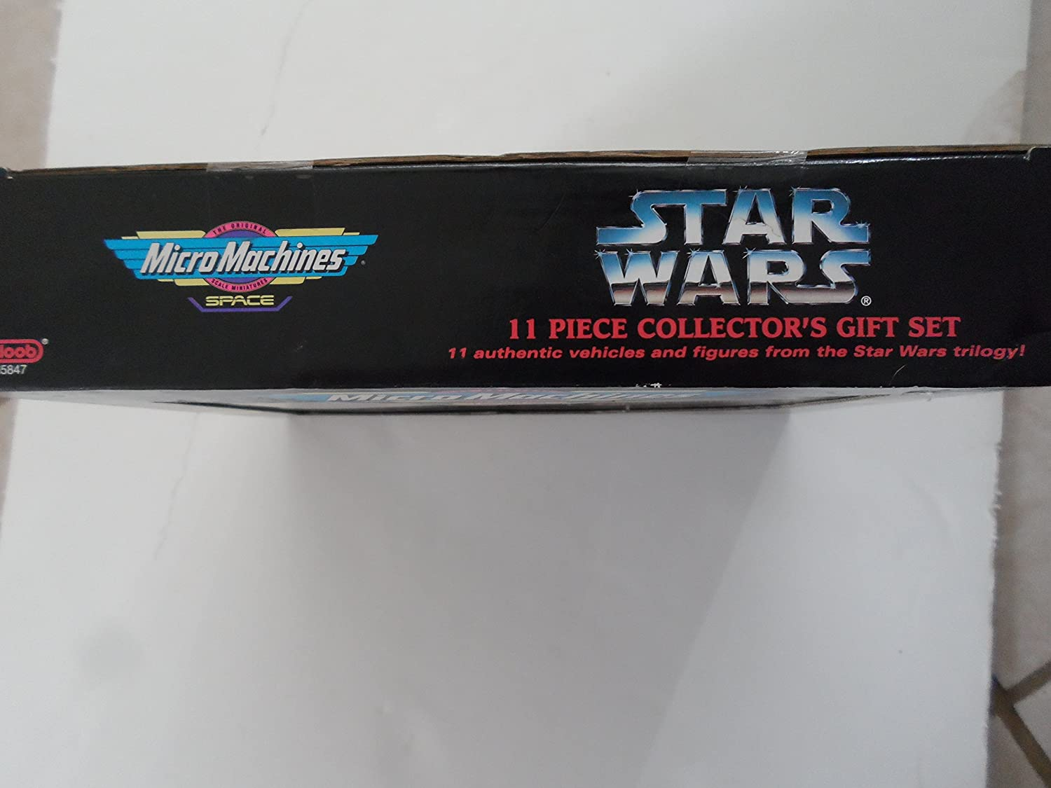 Amazon.com: Micro Machines Star Wars 11 Piece Collectors Gift Set: Toys & Games