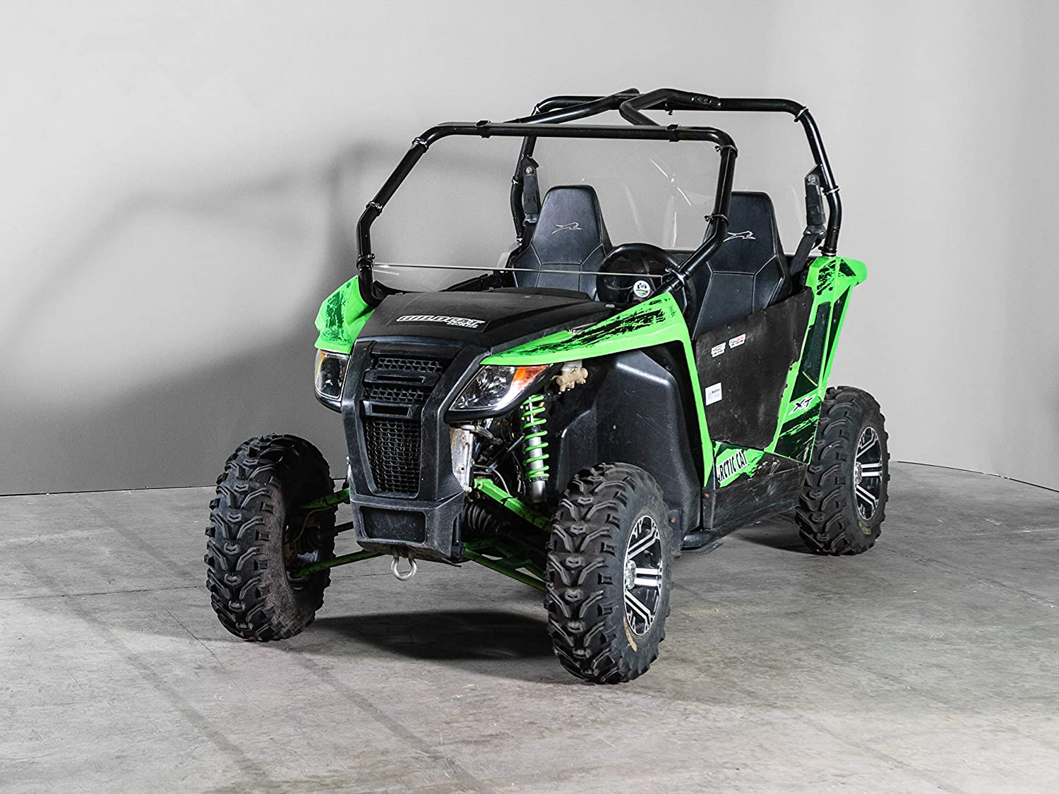 Arctic Cat Wildcat Trail//Sport Full UTV Windshield 3//16/""