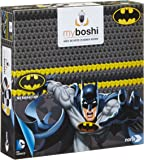 Noris-Spiele 606311365 - Myboshi Superhelden - Batman, Häkel-set