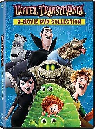 Hotel Transylvania 1 2 3 Movie Collection