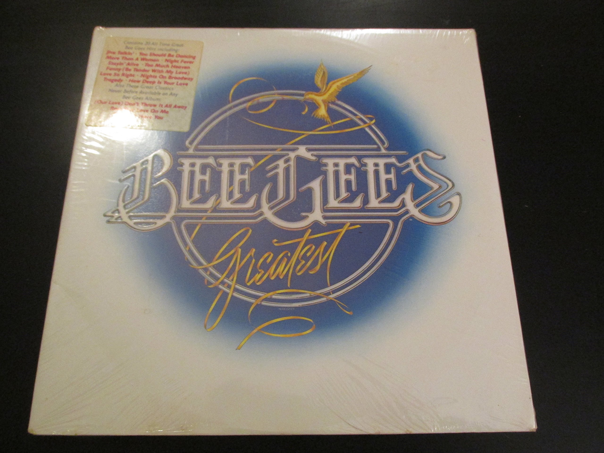 Bee Gees Greatest by RSO