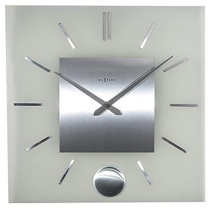 NeXtime Reloj de pared de péndulo